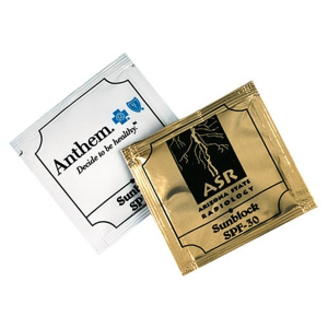 Small Sunscreen Packet SPF30