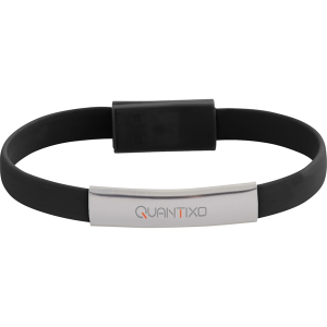 Savy 2-in-1 Charging Cable Bracelet